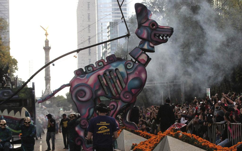 Desfile Día de los Muertos - Mexico City